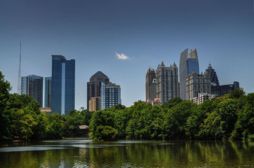 Midtown_HDR_Atlanta